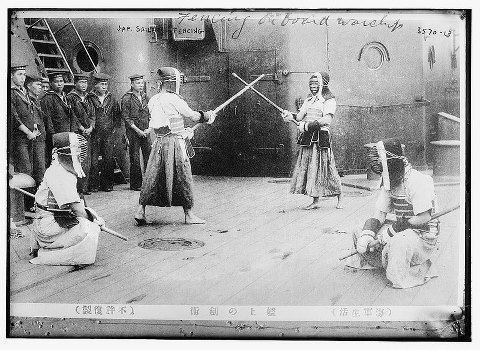 1910 Japanese Imperial Army Training